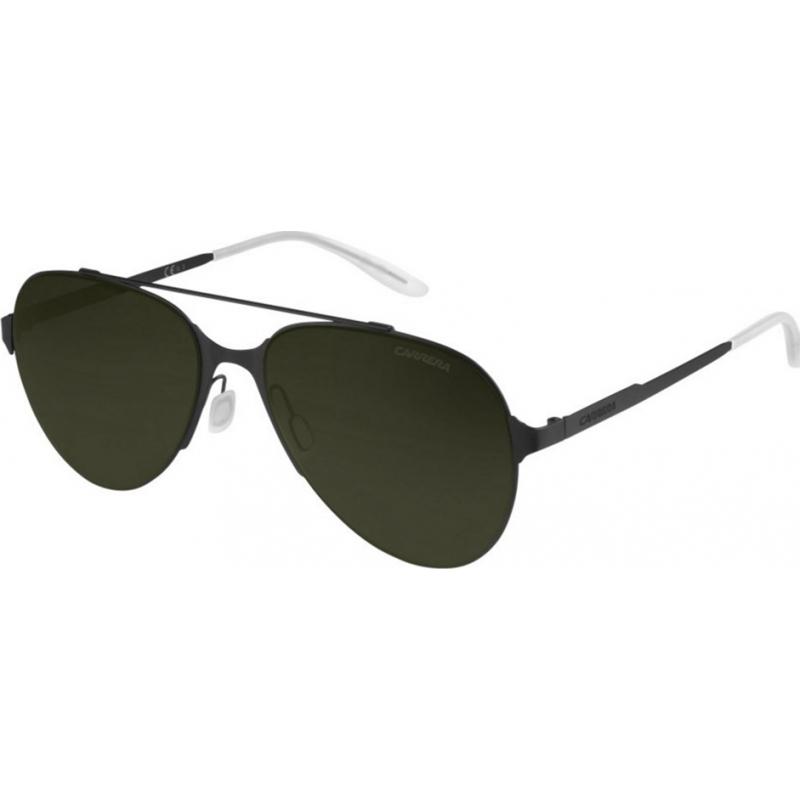 Carrera CARRERA113-S-003-QT-57 Carrera 113-s 003 opachi qt occhiali da sole neri