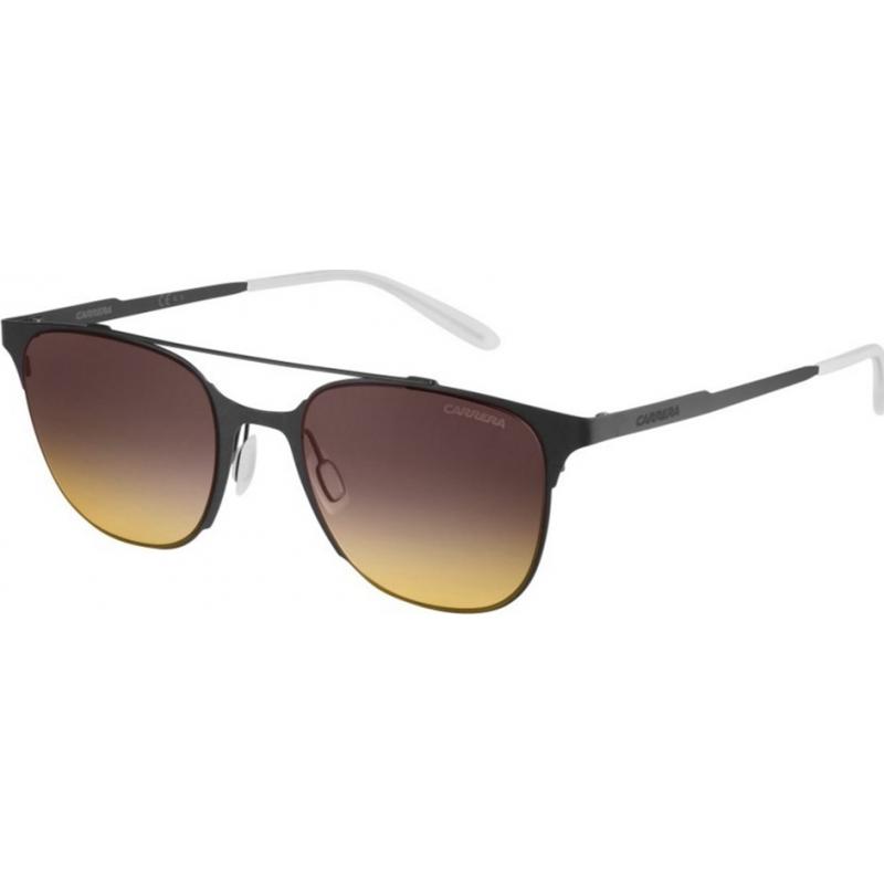 Carrera CARRERA116-S-RFB-FI-51 Mens carrera 116-s RFB fi mat grijs bruine zonnebril