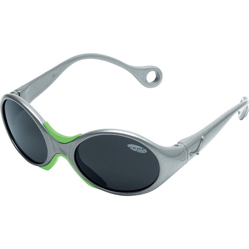 Cebe CB197300074 1973 (1-3 jaar) glanzende metallic grijs 2000 grijs zonnebril