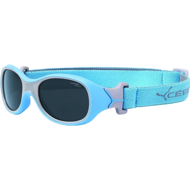 Cebe CBCHOU8 Chouka (leeftijd 1-3) blauwe zonnebril