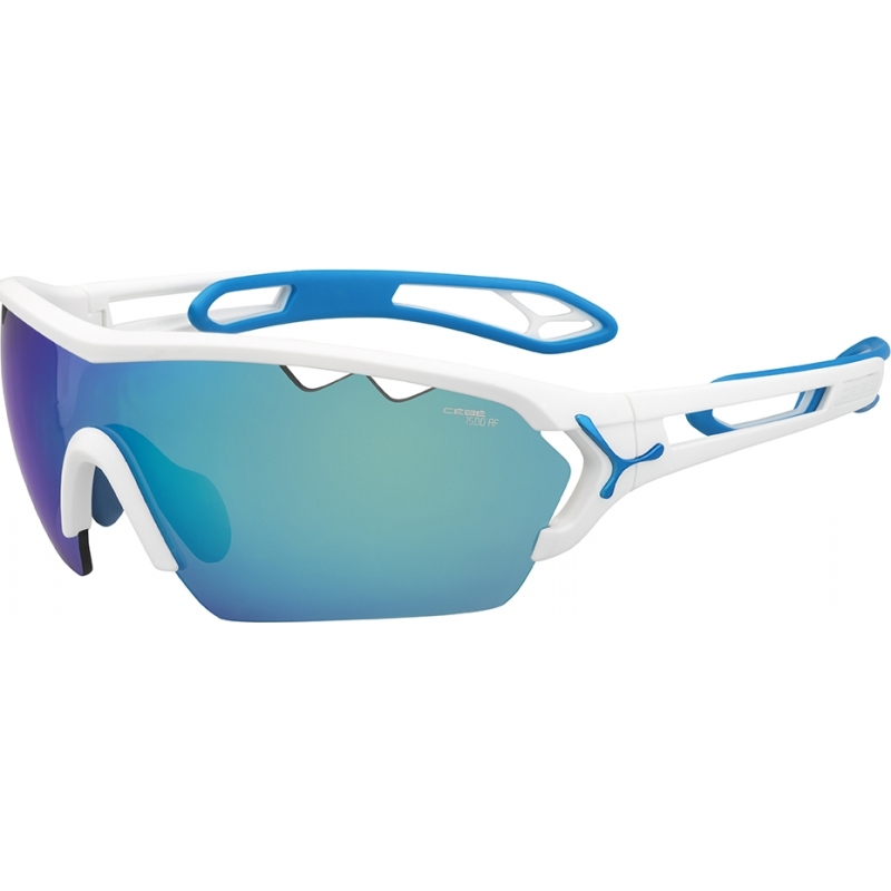 d46dd6fbddbe Cebe CBMONOL3 Cbmonol3 s-track mono l hvide solbriller