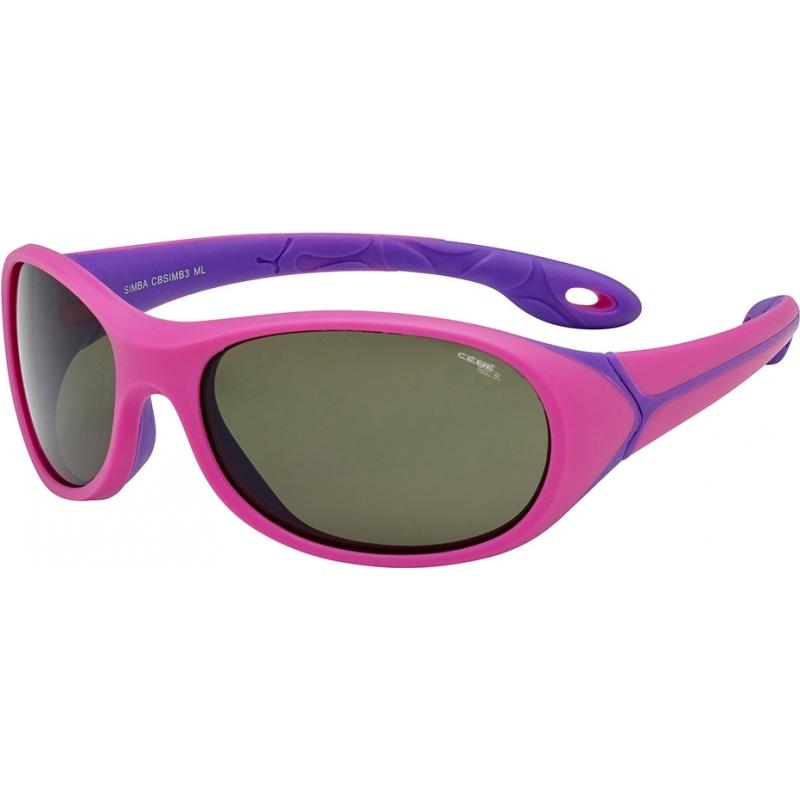 01da67be0fd Cebe CBSIMB3 CBSIMB3 Simba Pink Sunglasses