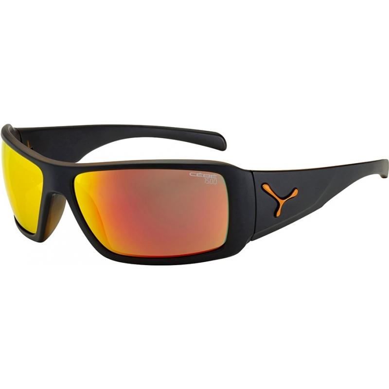 Cebe CBUTOPY3 Utopia mate óculos de sol laranja preto