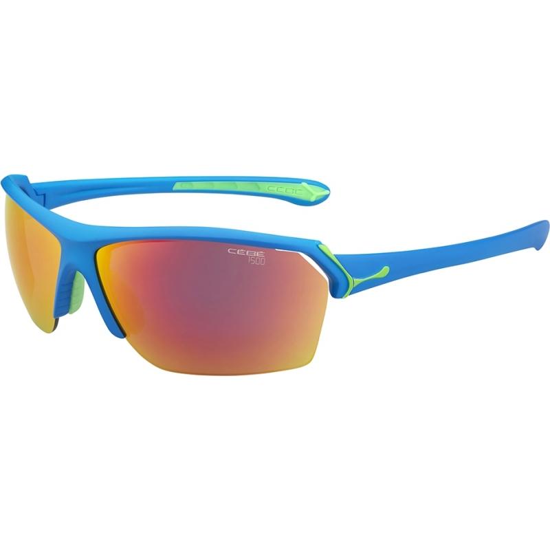 9912254437 Cebe CBWILD7 CBWILD7 Wild Blue Sunglasses