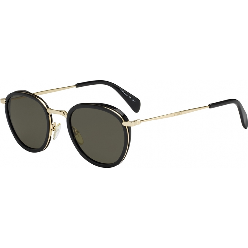 e3d3a89544b Big Black Celine Sunglasses