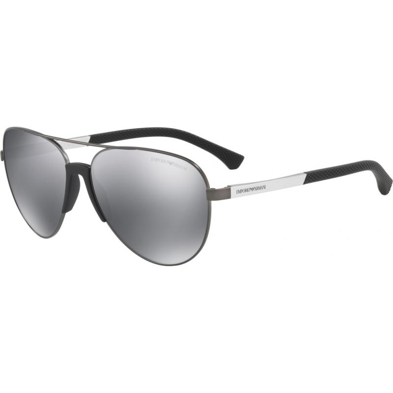 Emporio Armani EA2059-61-30106G Mens EA2059 61 30106G Sunglasses