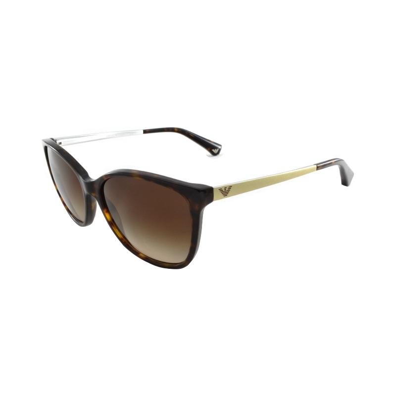 Emporio Armani EA4025-55-502613 EA4025 55 Modern Dark Havana 502613 Sunglasses