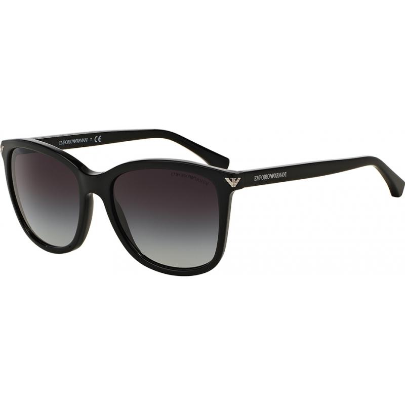 Emporio Armani EA4060-56-50178G EA4060 56 Essential Leisure Black 50178G Sunglasses