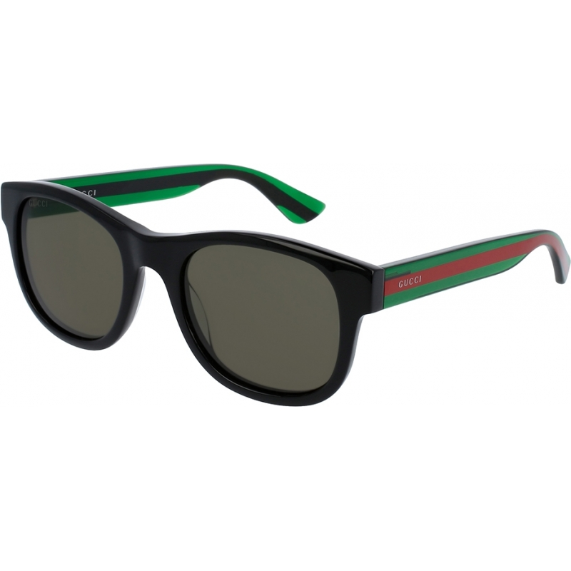 e2173ef1fb6 GG0003S-002-52 Mens Gucci Sunglasses - Sunglasses2U