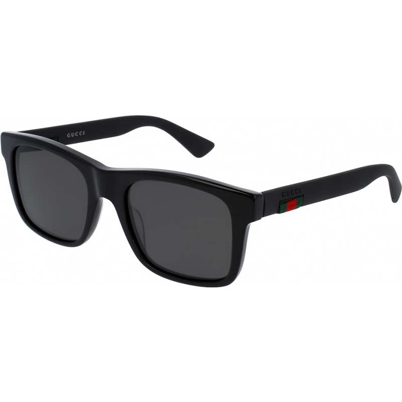 6c51bae17c GG0008S-002-53 Mens Gucci Sunglasses - Sunglasses2U