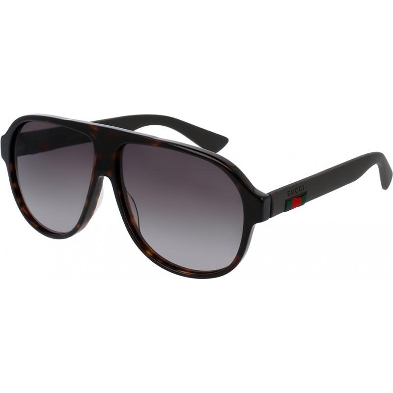 GG0009S-003-59 Masculino Gucci Oculos De Sol - Sunglasses2U 5ada01ae12