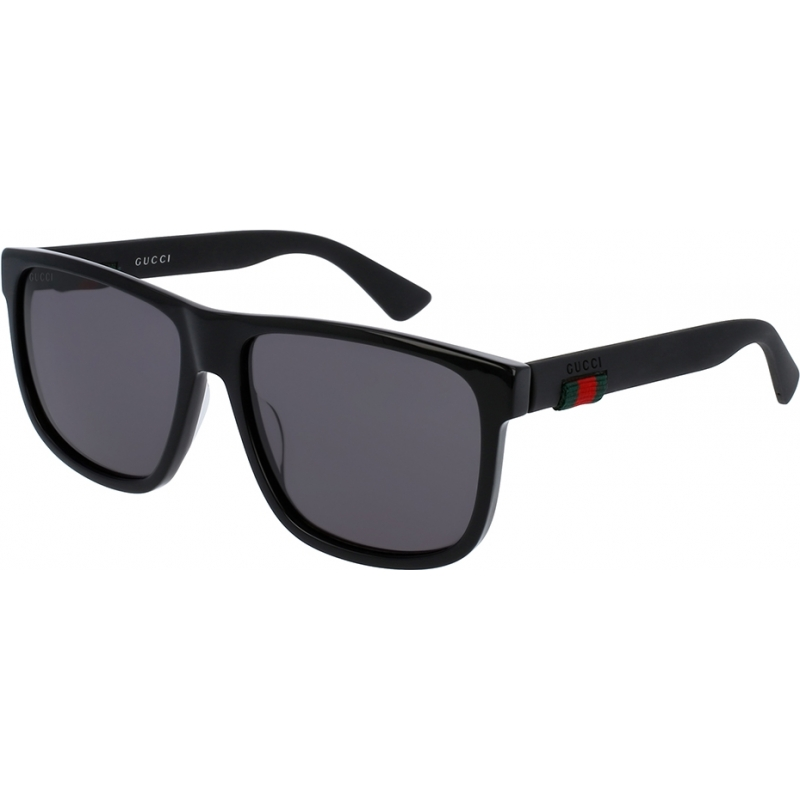 ae81d4ad39e GG0010S-001-58 Mens Gucci Sunglasses - Sunglasses2U