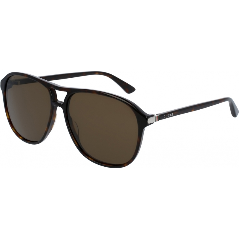 2445e560447 GG0016S-003-58 Mens Gucci Sunglasses - Sunglasses2U