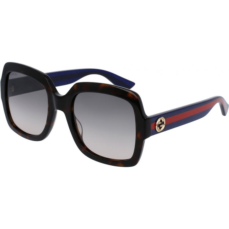gucci sunglasses. gucci gg0036s-004-54 ladies gg0036s 004 sunglasses d
