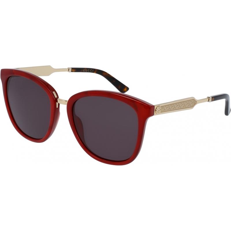 Gucci GG0073S-004-55 GG0073S 004 Sunglasses