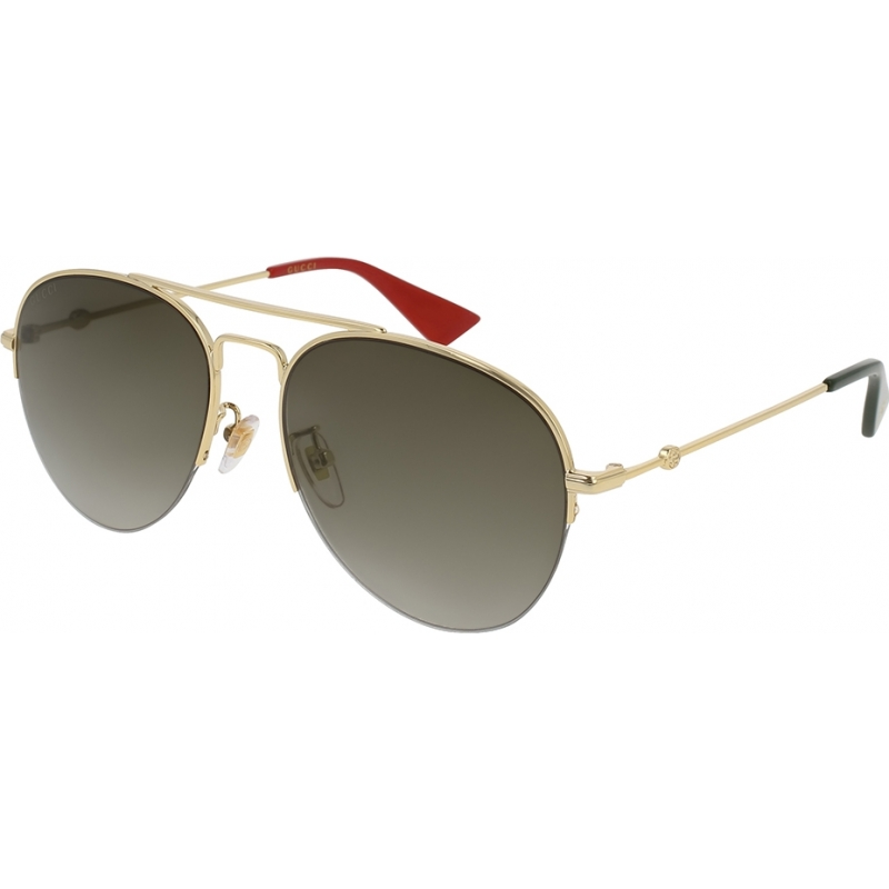 Gucci GG0107S-007-56 Mens GG0107S 007 Sunglasses