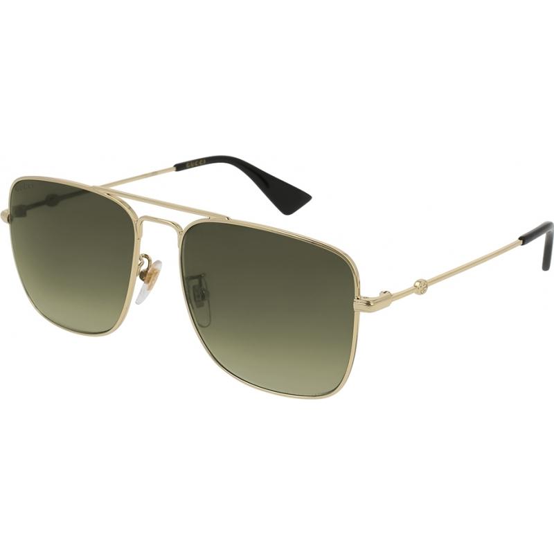 7116c13abf GG0108S-006-55 Mens Gucci Sunglasses - Sunglasses2U