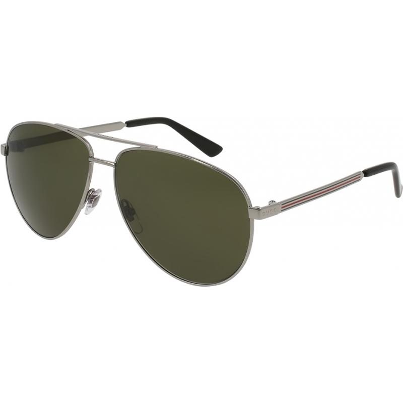 Gucci GG0137S-003-61 Mens GG0137S 003 Sunglasses