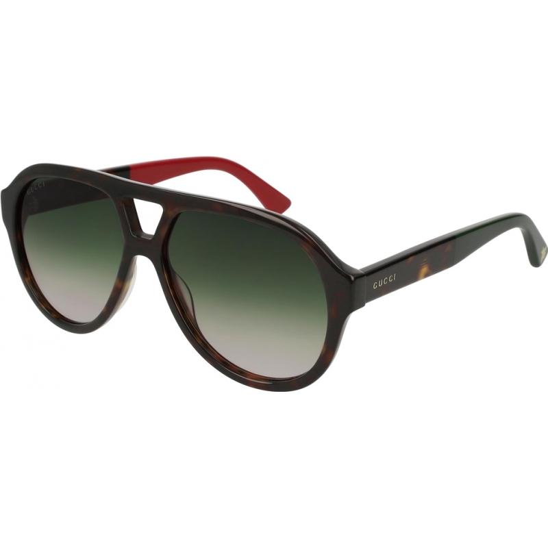 Gucci GG0159S-004-56 Mens GG0159S 004 56 Sunglasses