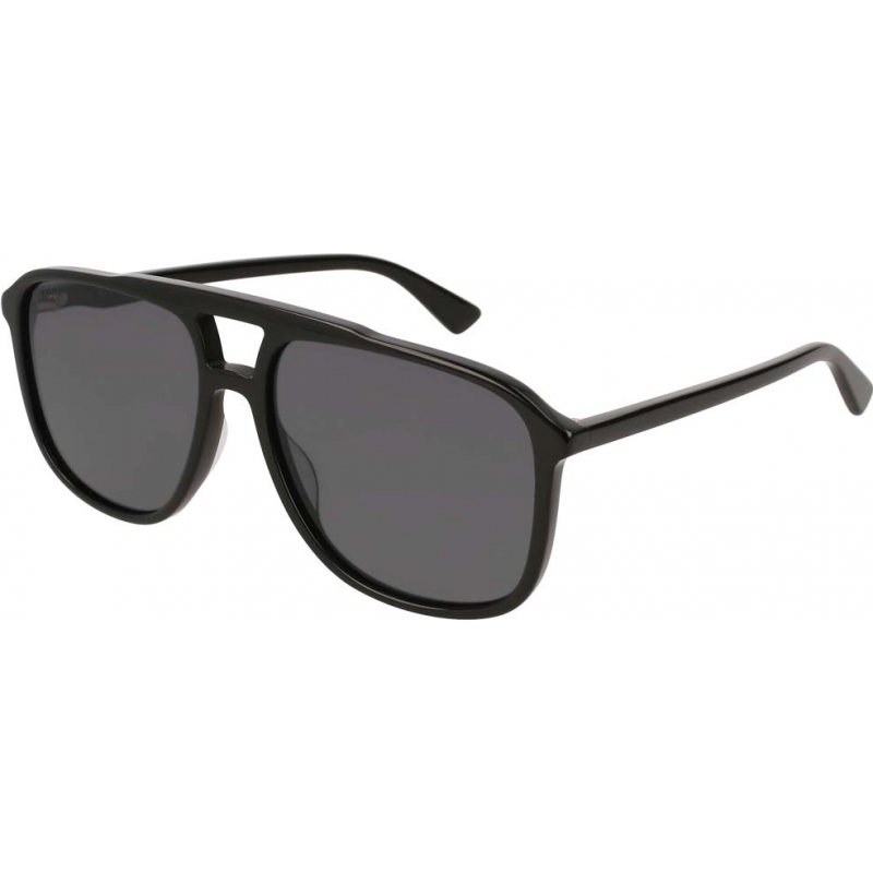 e5a3befcdf8 GG0262S-001-58 Mens Gucci Sunglasses - Sunglasses2U