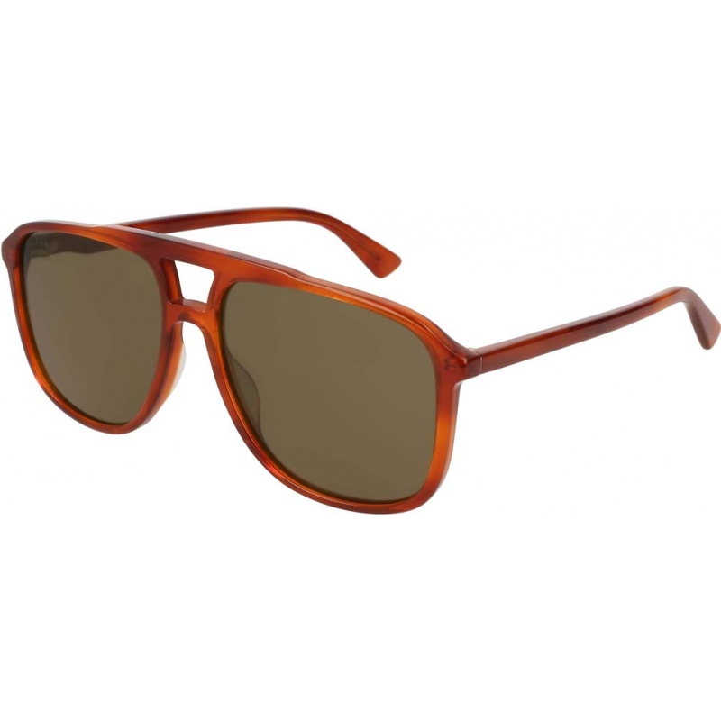 Gucci GG0262S-002-58 Męskie gg0262s 002 58 sunglasses
