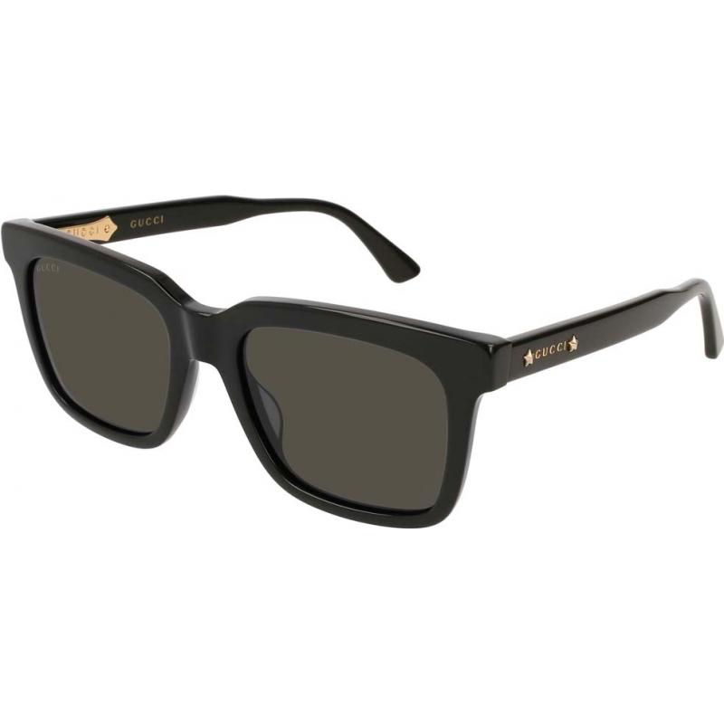 Gucci GG0267S-001-53 Męskie gg0267s 001 53 okulary przeciwsłoneczne