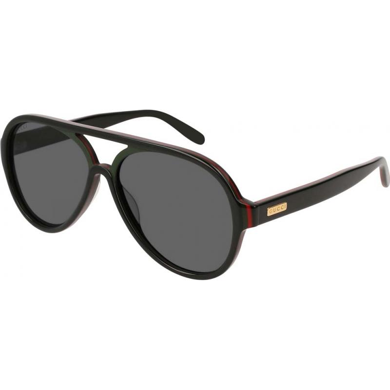 Gucci GG0270S-002-57 Męskie okulary gg0270s 002 57