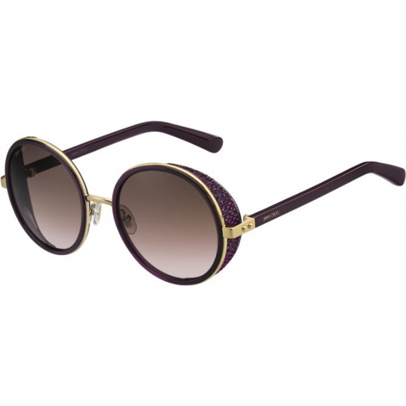 4de7b66b625f ANDIE-N-S-1KJ-V6-54 Ladies Jimmy Choo Sunglasses - Sunglasses2U