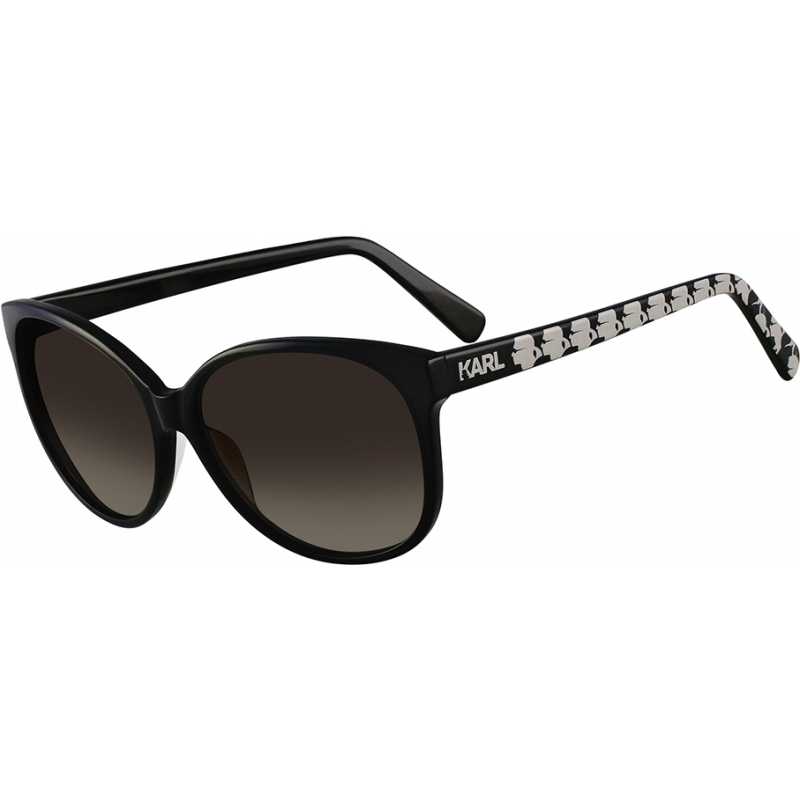 8fefbdd843 KS6008-001 Ladies Karl Lagerfeld Sunglasses - Sunglasses2U