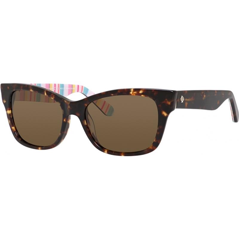 169c74765b1 ALORA-P-S-RNL-VW-53 Ladies Kate Spade New York Sunglasses - Sunglasses2U