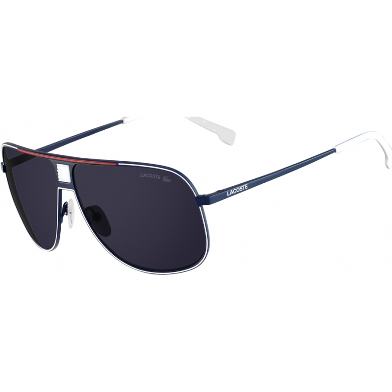c3c6da8819 Lacoste L148S-424 Mens L148S Blue Sunglasses