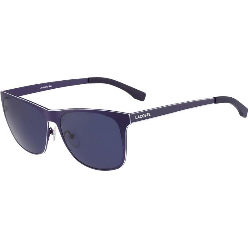 c98cd01933 Lacoste L169S-424 Mens L169S Matt Blue Sunglasses