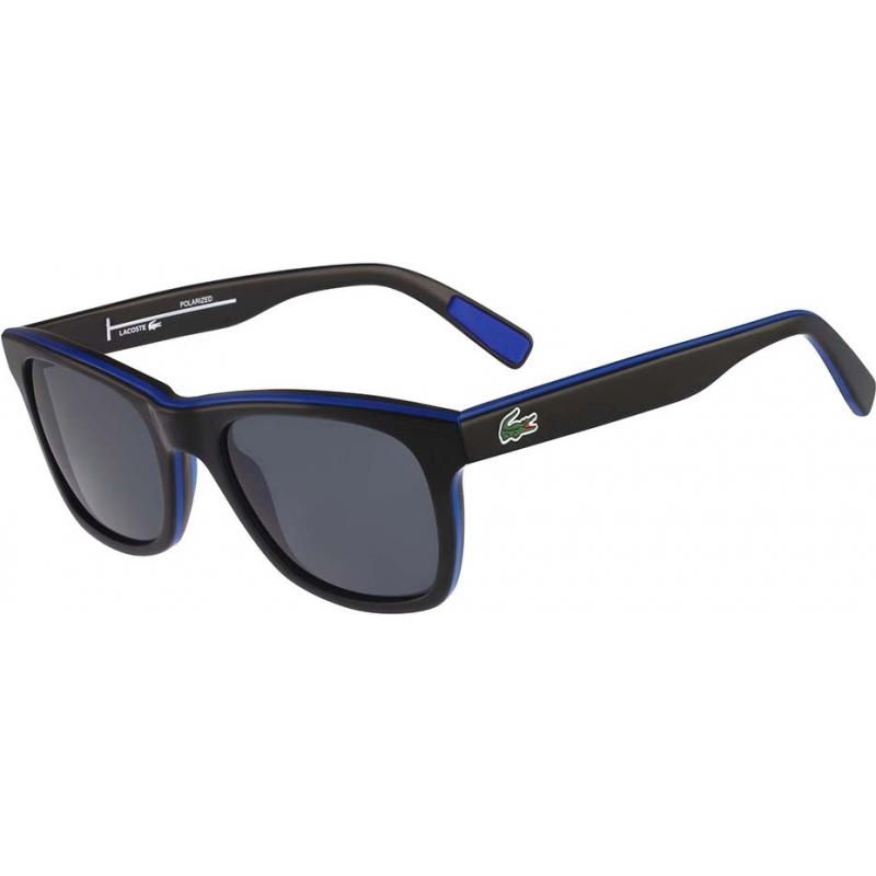 Lacoste L781SP-001 L781sp noir bleu lunettes de soleil polarisées