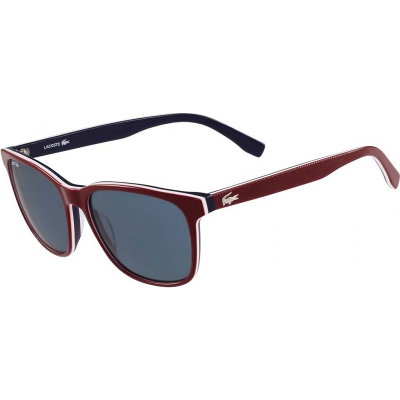 Lacoste L833S-615 L833S Red Sunglasses