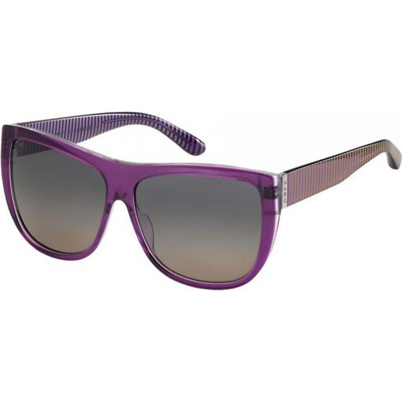 bdb925f728eb Marc by Marc Jacobs 2144830FD60PR Ladies MMJ 199-N-S 0FD PR Purple  Sunglasses