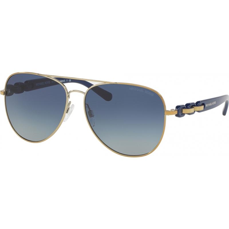 Michael Kors MK1015-58-11324L MK1015 58 Pandora Pale Gold 11324L Sunglasses