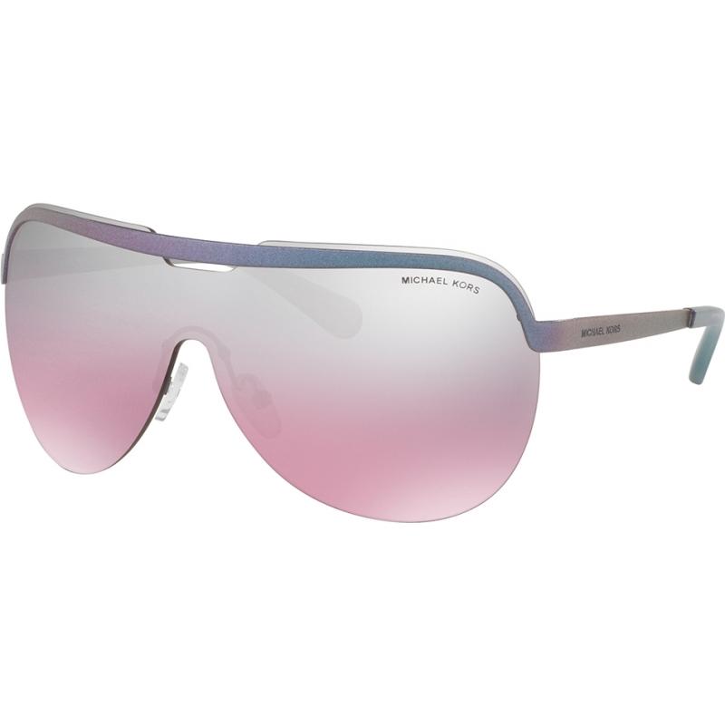 Michael Kors MK1017-30-11387E Mk1017 30 słodkie ucieczki matowy lawendy opalizujące 11387e okulary