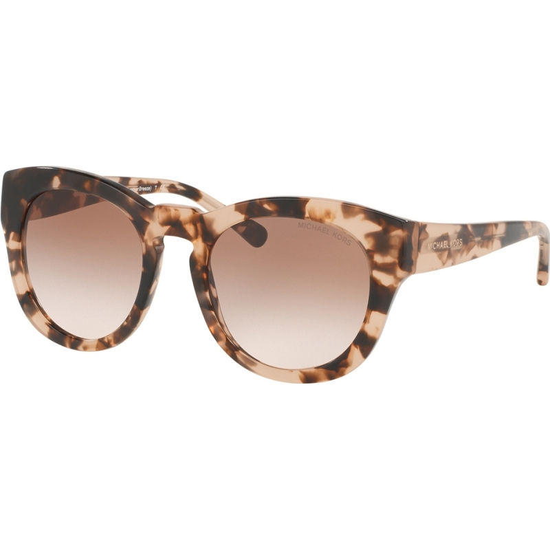 3368a88b81 Michael Kors MK2037 50 Summer Breeze Pink Tortoiseshell 322513 Sunglasses