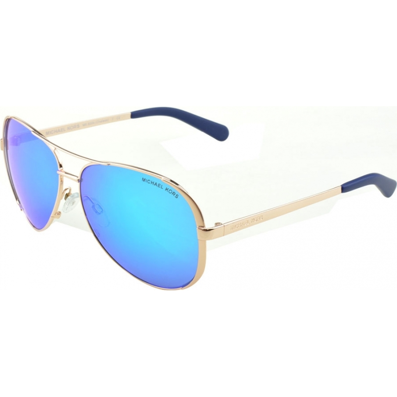 Michael Kors Mirrored Sunglasses  mk5004 59 100325 las michael kors sunglasses sunglasses2u