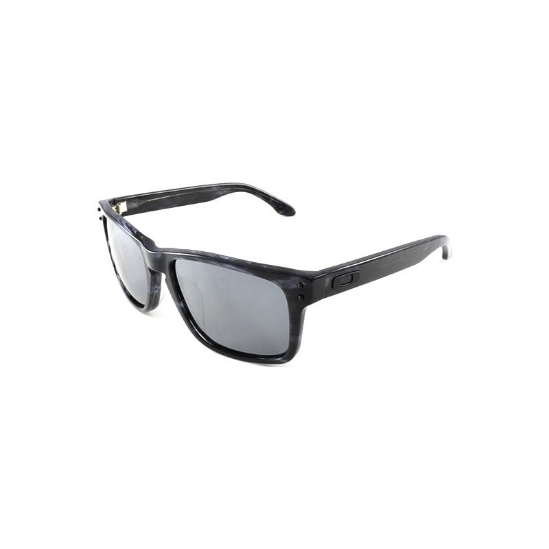 mens oakley holbrook sunglasses t9af  Oakley OO2048-02 OO2048-02 Holbrook LX Dark Grey Tortoise