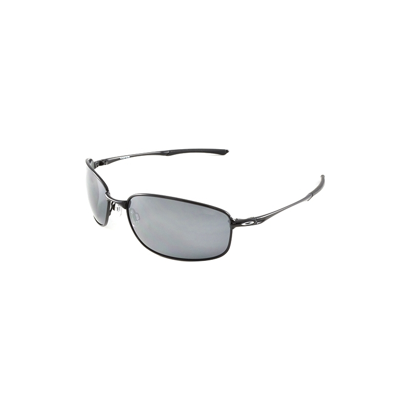 27558ddf846 Oakley OO4074-04 OO4074-04 Taper Polished Black - Black Iridium Polarized  Sunglasses