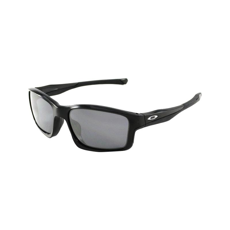 Oakley OO9247-01 OO9247-01 Chainlink Polished Black - Black Iridium  Sunglasses 82f30070783d