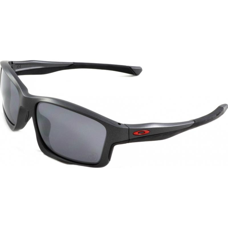 fed1df159e5 Oakley OO9247-13 Ferrari Chainlink Matte Steel Black Iridium Sunglasses.  Save for Later