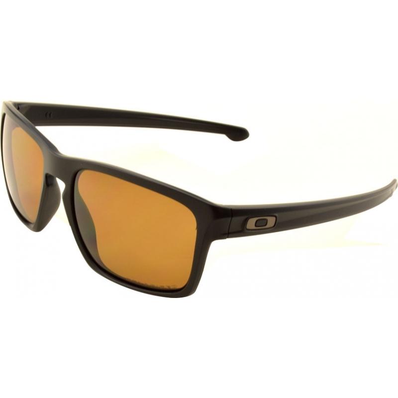 386ea2a199 Oakley OO9262-08 OO9262-08 Sliver Matte Black - Bronze Polarized Sunglasses