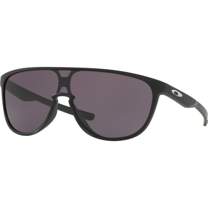 Oakley OO9318-05 Oo9318-05 trillbe czarny matowy - ciepłe szare okulary