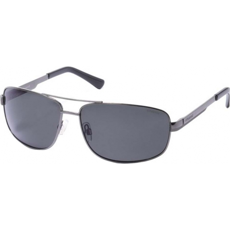 Polaroid 217275A4X63Y2 lunettes de soleil P4314 A4X y2 gunmetal polarisées