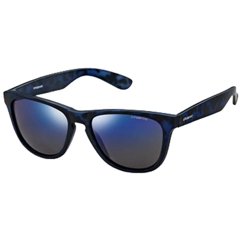 Polaroid 247416FLL55JY P8443 fll gris bleu jy lunettes de soleil polarisées