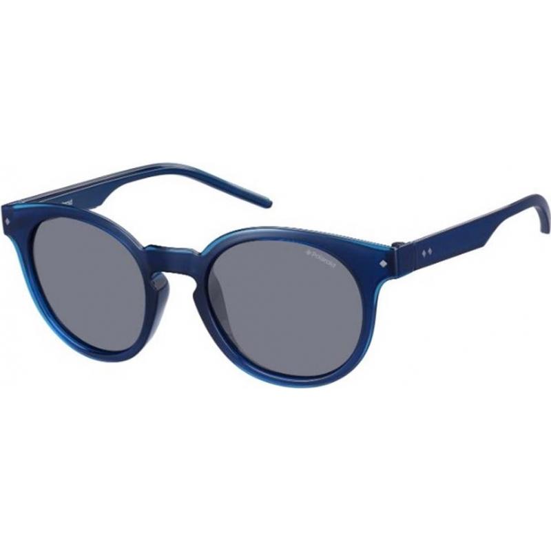 Polaroid PLD2036-S-M3Q-C3-50 pld2036-s Hommes m3q c3 lunettes de soleil polarisées bleu
