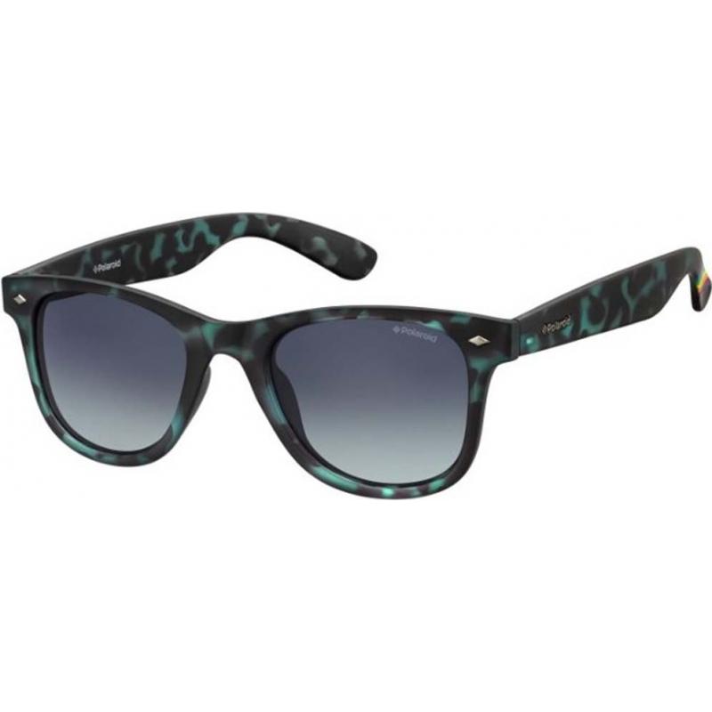 Polaroid PLD6009-NM-SED-WJ-50 Pld6009 nm sed wj Hawany zielonych spolaryzowane okulary