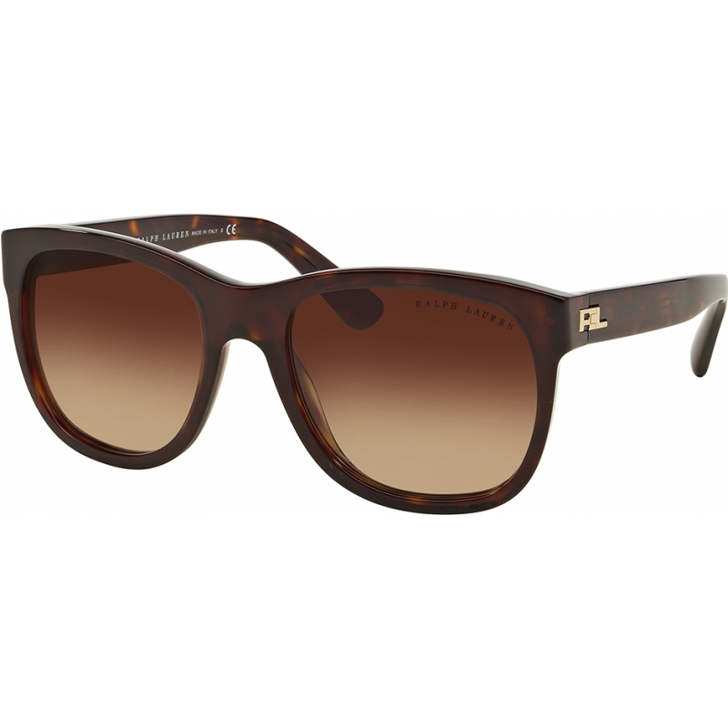 f4c001158ee Ralph Lauren RL8141 56 Heritage Collection Dark Havana 50033B Sunglasses
